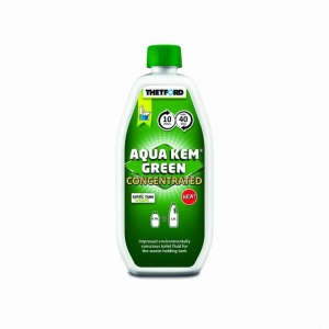 Aqua Kem Green Concentrated - 750 ml- thetford - CARAVANAS