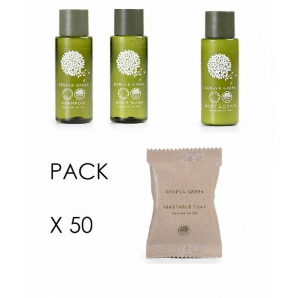 PACK ECO GREEN 50